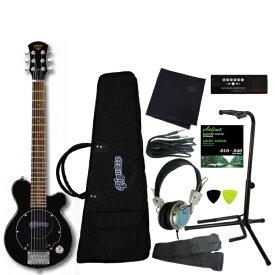 【送料込】【豪華10点セット】Pignose/ピグノーズ PGG-200 BK アンプ内蔵ギター【smtb-TK】