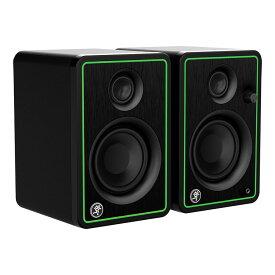 【ポイント2倍】【送料込】Mackie マッキー CR3-XBT マルチメディア スタジオモニター Bluetooth搭載 パワード モニタースピーカー 【smtb-TK】