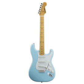 【ポイント5倍】【送料込】edwards エドワーズ E-ST-90ALM Sonic Blue ストラトタイプ エレキギター【smtb-TK】