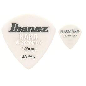 【メール便・送料無料・代引不可】【10枚セット】Ibanez アイバニーズ EL18HD12 HARD 1.2mm JAZZIII XL 新素材エラストマー ギター ピック 【smtb-TK】