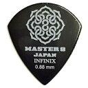 【ポイント5倍】【メール便・送料無料・代引不可】【10枚セット】MASTER8 JAPAN INFINIX JAZZ III XL 0.88mm ギター …