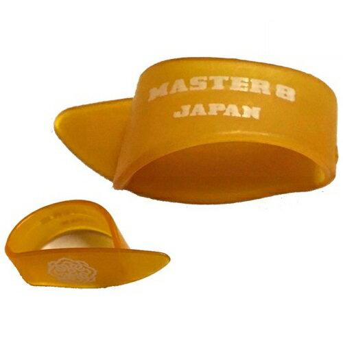 【ポイント5倍】【メール便・送料無料・代引不可】【5枚セット】MASTER8 JAPAN INFINIX HARD POLISH サムピック Medium/Topaz [IF-TP-M-TPZ]【smtb-TK】