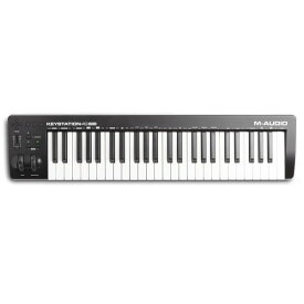 【ポイント3倍】【送料込】M-Audio エムオーディオ Keystation 49 MK3 USB/MIDI キーボード コントローラー 【smtb-TK】
