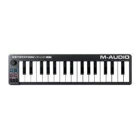 【ポイント2倍】【送料込】M-Audio エムオーディオ Keystation mini32 MK3 USB/MIDI キーボード コントローラー 【smtb-TK】