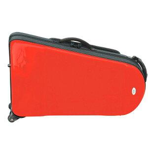 【ポイント7倍】【送料込】bags バッグス EFBE-RED ユーフォニアム用 ファイバーグラス製 ハードケース【smtb-TK】