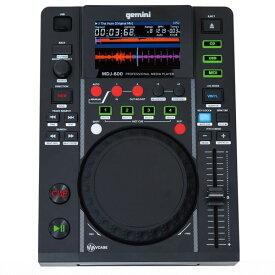 【送料込】GEMINI ジェミナイ MDJ-600 CD / USB メディアプレーヤー【smtb-TK】