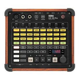 【ポイント10倍】【送料込】KORG コルグ KR-55 Pro KORG RHYTHM ミキサー/レコーダー機能装備 多機能型リズム・マシン【smtb-TK】