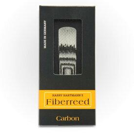 【ポイント2倍】【メール便・送料無料・代引不可】Harry Hartmann's Fiberreed FIB-CARB-T-H CARBON カーボン テナーサックス用 リード サイズ[H]【smtb-TK】