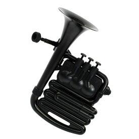 【ポイント5倍】【送料込】NUVO ヌーボ N610JHBBK jHorn ブラック/ブラック プラスチック製 管楽器 【smtb-TK】