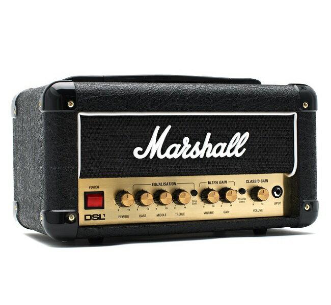 【ポイント7倍】【限定Marshallピック2枚付】【送料込】Marshall マーシャル DSL1H アンプヘッド 正規輸入品【smtb-TK】