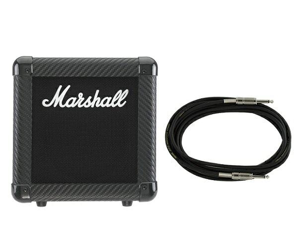 【限定Marshallピック2枚付】【送料込】【YAMAHAシールド/GRC-300BL付】Marshall MG2CFX マーシャル MG CF(カーボン・ファイバー)シリーズ【smtb-TK】