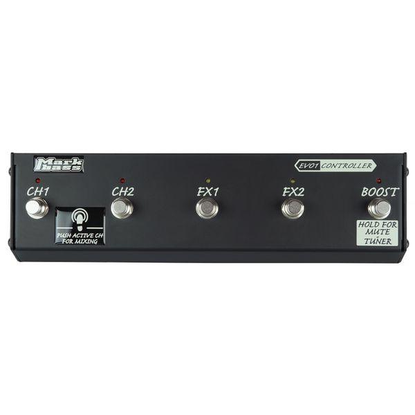 【送料込】Markbass マークベース MB EVO 1 Controller MAK-EVO1/CTR Markbass EVO1専用 フットコントローラー 【smtb-TK】
