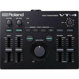 【送料込】Roland ローランド AIRA VT-4 VOICE TRANSFORMER ボイス・トランスフォーマー【smtb-TK】