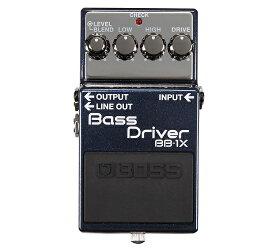 【ポイント10倍】【送料込】BOSS/ボス BB-1X Bass Driver ベースドライバー【smtb-TK】