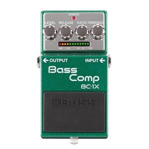 【ポイント10倍】【送料込】BOSS ボス BC-1X Bass Comp ベース・コンプレッサー【smtb-TK】
