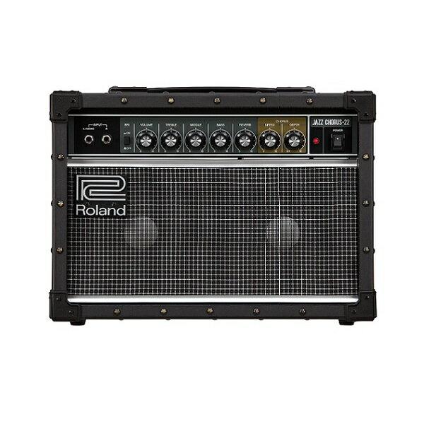 【ポイント7倍】【送料込】Roland ローランド JC-22 Jazz Chorus Guitar Amplifier ジャズコーラス ギターアンプ【smtb-TK】