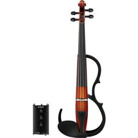 【送料込】YAMAHA ヤマハ SV250 BR(ブラウン) サイレントバイオリン【smtb-TK】