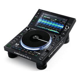 【送料込】Denon DJ SC6000M PRIME / 8.5インチ・モータライズド・プラッター 10.1インチ・タッチスクリーン搭載 プロフェッショナル・DJメディアプレーヤー【smtb-TK】