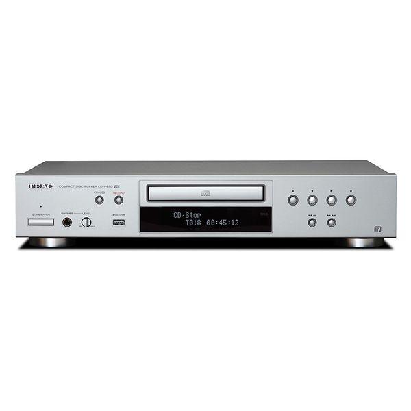 【送料込】TEAC ティアック CD-P650-R/S iPod対応 CDプレーヤー【smtb-TK】