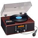 【送料込】TEAC ティアック LP-R560K-WA ターンテーブル/カセットプレーヤー付CDレコーダー 【smtb-TK】