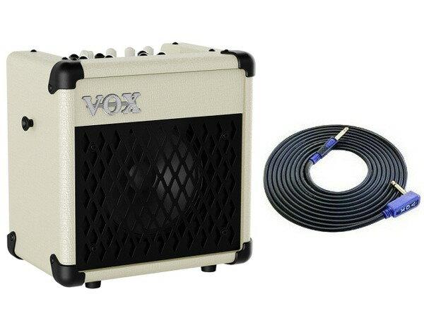 【ポイント5倍】【限定VOXピック2枚付】【送料込】【VOX3mシールド付】VOX/ヴォックス MINI5 Rhythm/IV リズム機能内蔵 コンパクト・モデリング・ギターアンプ【smtb-TK】