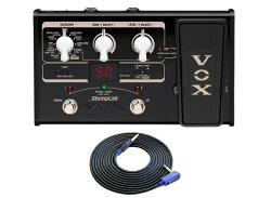 【送料込】【VOX5mシールド付】VOX/ヴォックスStompLabIIG/2Gギター用コンパクトマルチ/ペダル搭載【smtb-TK】