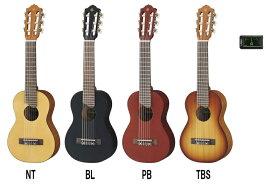 【送料込】【純正クリップチューナー/YTC5付】YAMAHA ヤマハ GL1 ギタレレ ウクレレサウンドのナイロン弦ギター【smtb-TK】