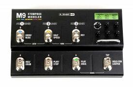 【送料込】LINE6/ラインシックス M9 Stompbox Modeler【smtb-TK】