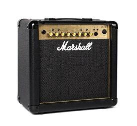 【ポイント5倍】【限定Marshallピック2枚付】【送料込】Marshall マーシャル MG15FX Gold 正規輸入品【smtb-TK】