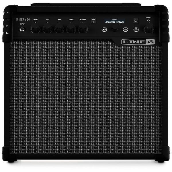 【送料込】【箱傷みアウトレット】LINE6 ラインシックス Spider V30 ギターアンプ 【smtb-TK】