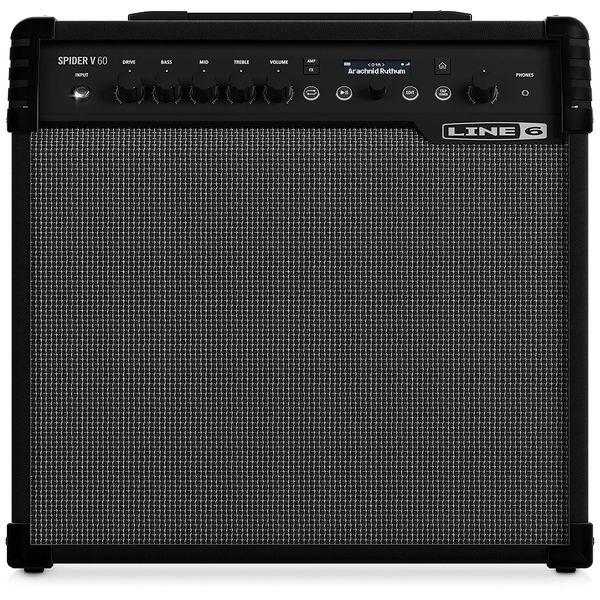 【送料込】【箱傷みアウトレット】LINE6 ラインシックス Spider V60 ワイヤレス・レシーバー内蔵 ギターアンプ 【smtb-TK】