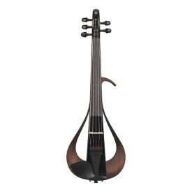 【送料込】YAMAHA ヤマハ YEV105 BL ブラック エレクトリック バイオリン 5弦 仕様 【smtb-TK】