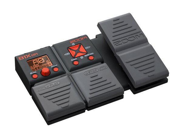【限定ZOOMピック2枚付】【送料込】ZOOM/ズーム B1Xon エフェクト、機能、サウンド、すべてが驚異的/ギグバッグのポケットに【smtb-TK】