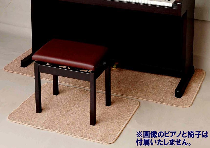 【ポイント2倍】ITOMASA/イトマサ フロアマット&チェアマットSTセット/電子ピアノ用