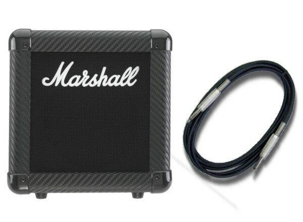 【限定Marshallピック2枚付】【送料込】【CANAREシールド付】Marshall MG2CFX マーシャル MG CF(カーボン・ファイバー)シリーズ【smtb-TK】