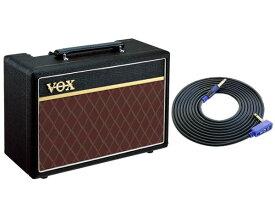 【ポイント2倍】【送料込】【VOX3mシールド付】VOX/ヴォックス ギターアンプ Pathfinder 10 ブラック【smtb-TK】