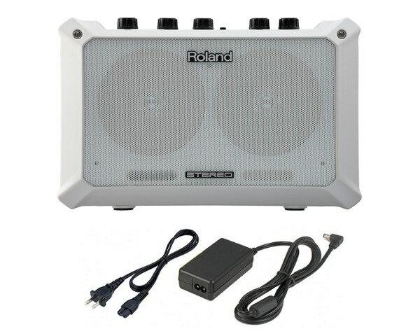 【ポイント10倍】【送料込】【ACアダプター/PSB-100付】Roland/ローランド MOBILE BA Battery Powered Stereo Amplifier【smtb-TK】