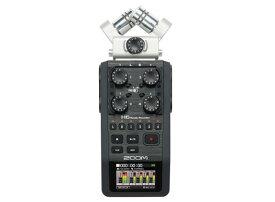 【送料込】ZOOM/ズーム H6 多目的プロフェッショナル・ハンディレコーダー【smtb-TK】