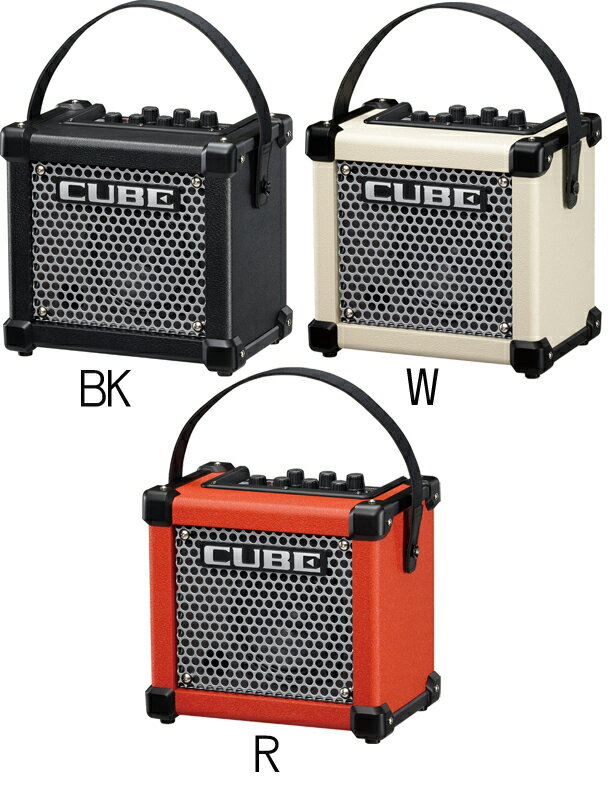 【ポイント7倍】【送料込】Roland/ローランド MICRO CUBE GX/全3色 Guitar Amplifier [M-CUBE GX]【smtb-TK】