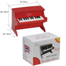 【ポイント2倍】【送料込】Clera/クレラ MP1000-25K/RD(レッド) ミニピアノ おもちゃ【smtb-TK】