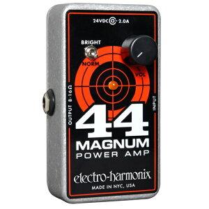 【ポイント2倍】【送料込】【国内正規品】electro-harmonix/エレクトロハーモニックス 44 MAGNUM 44Wパワーアンプ【smtb-TK】
