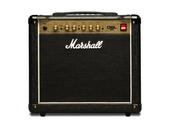 【ポイント2倍】【限定Marshallピック2枚付】【送料込】Marshall/マーシャル DSL5C 5Wギターアンプ【smtb-TK】