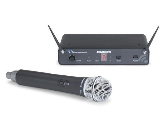 【ポイント2倍】【送料込】SAMSON サムソン Concert 88 Handheld ESWC88HCL6J-B 周波数可変式 ワイヤレスシステム w/ハンドマイク【smtb-TK】