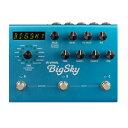 【ポイント2倍】【送料込】Strymon/ストライモン BigSky REVERB unit with MIDI Preset ビッグスカイ/リバーブ・マシ…