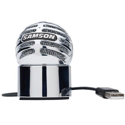 【ポイント2倍】【送料込】【箱汚れアウトレット】SAMSON サムソン Meteorite USB Studio Mic コンデンサ・マイクロフォン【smtb-TK】