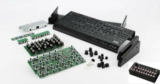 KORG/ KORG MS-20M Kit + SQ-1 モノフォニックシンセサイザーモジュール assembling kit step sequencer bundling