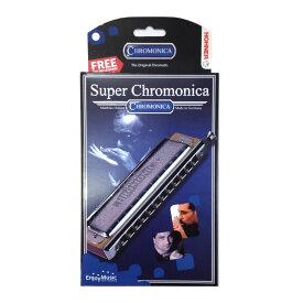 【ポイント2倍】【送料込】HOHNER/ホーナー Super Chromonica 270 270/48 クロマチックハーモニカ【smtb-TK】