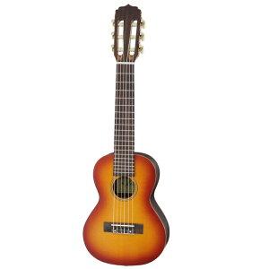 【送料込】Aria アリア G-Uke AGU-160/TS 6弦 テナーウクレレ ミニギター ギタレレ【smtb-TK】