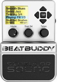 【送料込】【専用MIDIケーブル付】SingularSoundBeatBuddyギターペダル型ドラムマシン【smtb-TK】