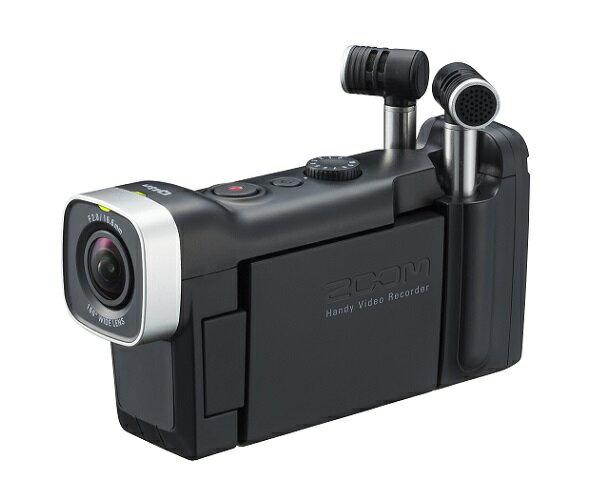 【送料込】ZOOM ズーム Q4n 音にこだわるクリエイターのためのビデオレコーダー【smtb-TK】
